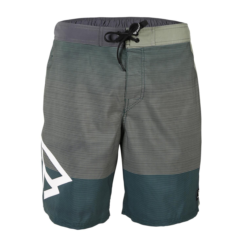 Brunotti Archer  (groen) - heren zwemshorts - Brunotti online shop