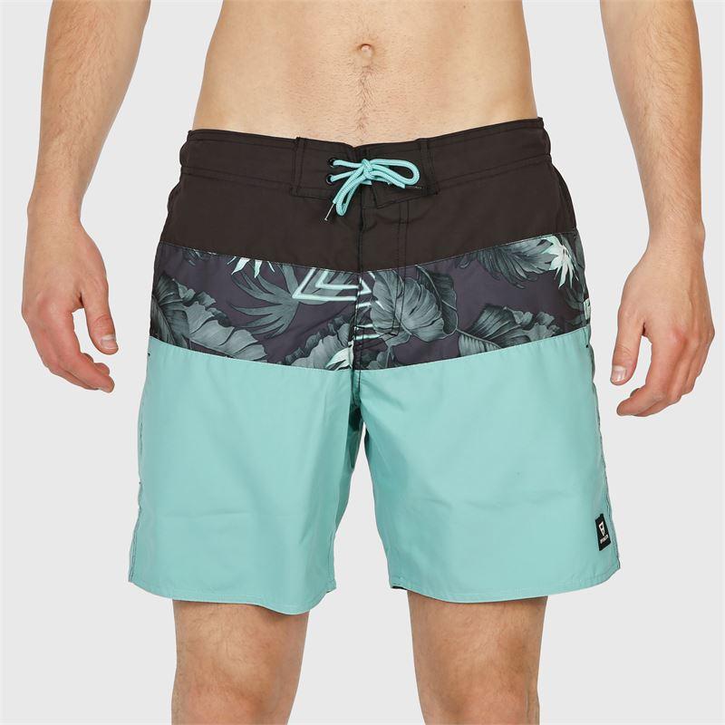 Brunotti Catamaran-AO  (groen) - heren zwemshorts - Brunotti online shop