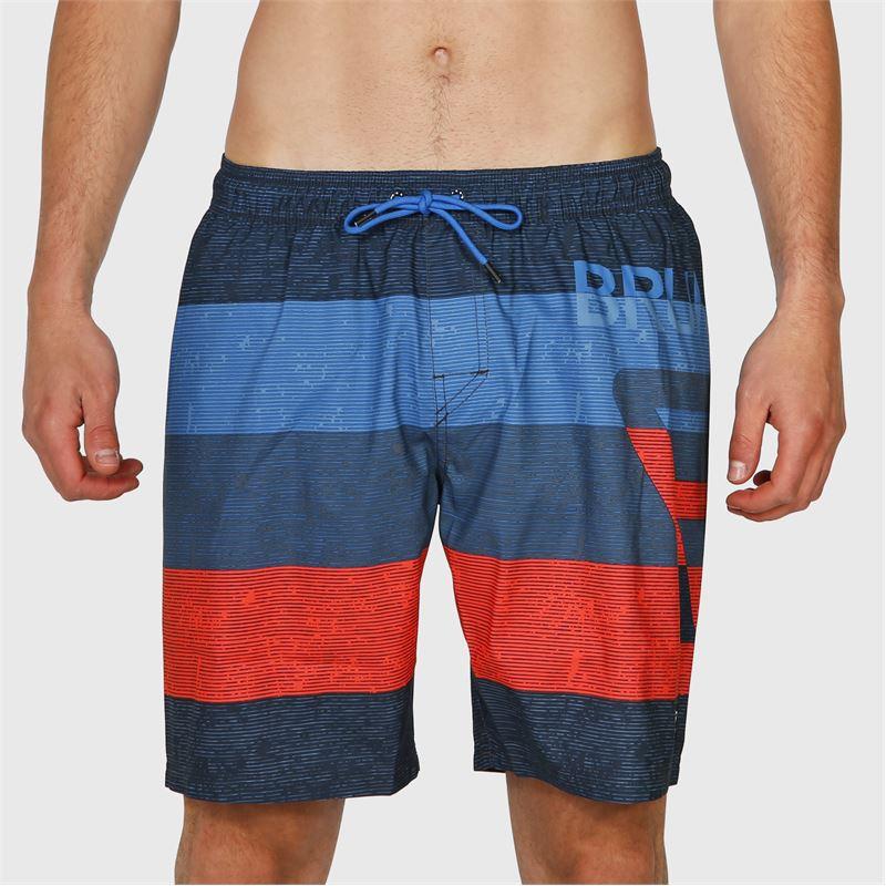 Brunotti Kelvin-PP  (blue) - men swimshorts - Brunotti online shop