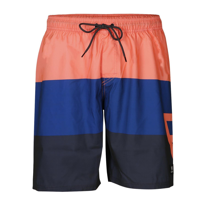 Brunotti Kalas-S  (roze) - heren zwemshorts - Brunotti online shop
