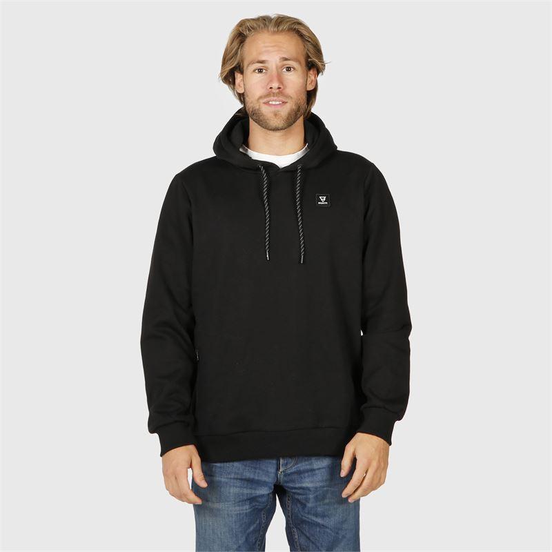 Brunotti Pascual-N  (zwart) - heren truien & vesten - Brunotti online shop