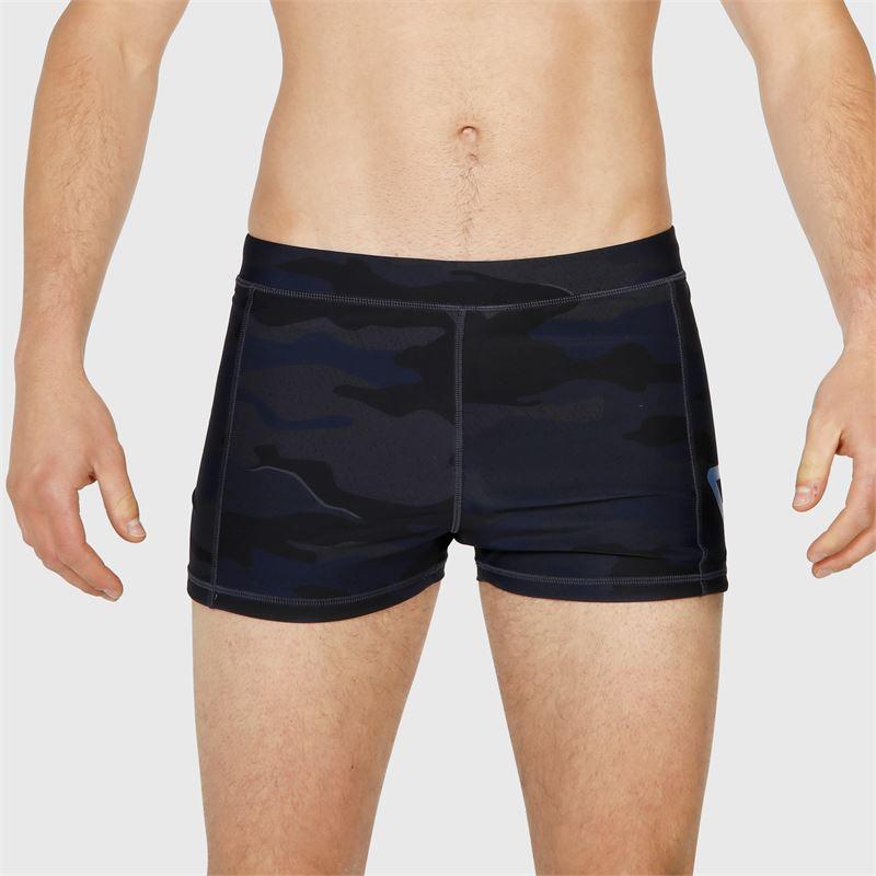 Brunotti Berkley-Camo  (blue) - men swimshorts - Brunotti online shop