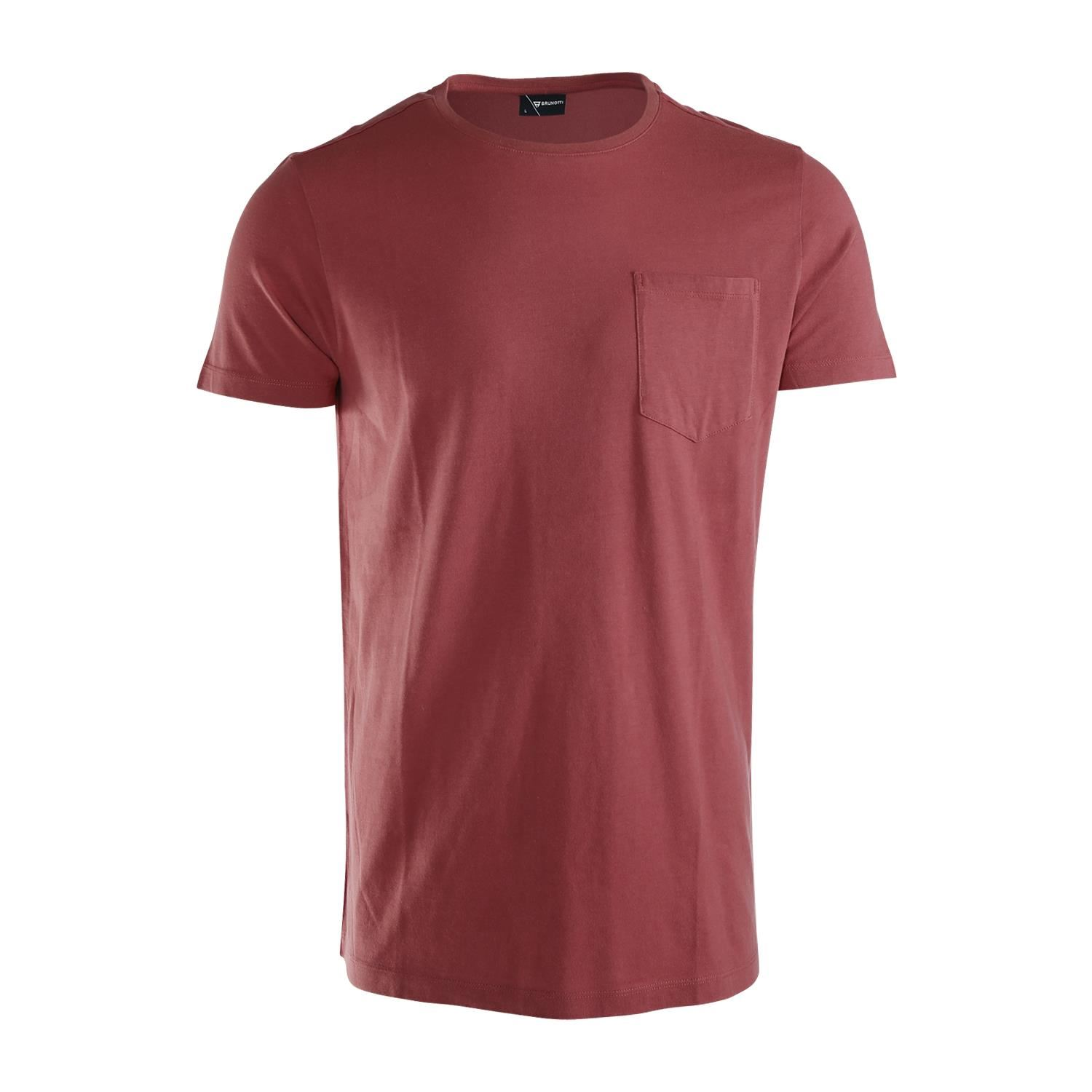 Brunotti Axle  (red) - men t-shirts & polos - Brunotti online shop