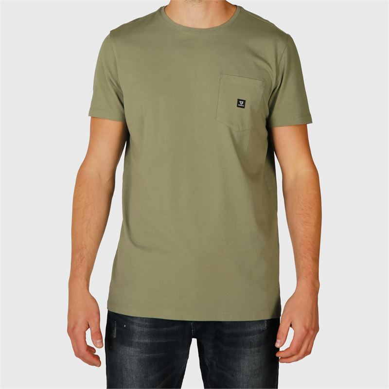 Brunotti Axle  (grün) - herren t-shirts & polos - Brunotti online shop