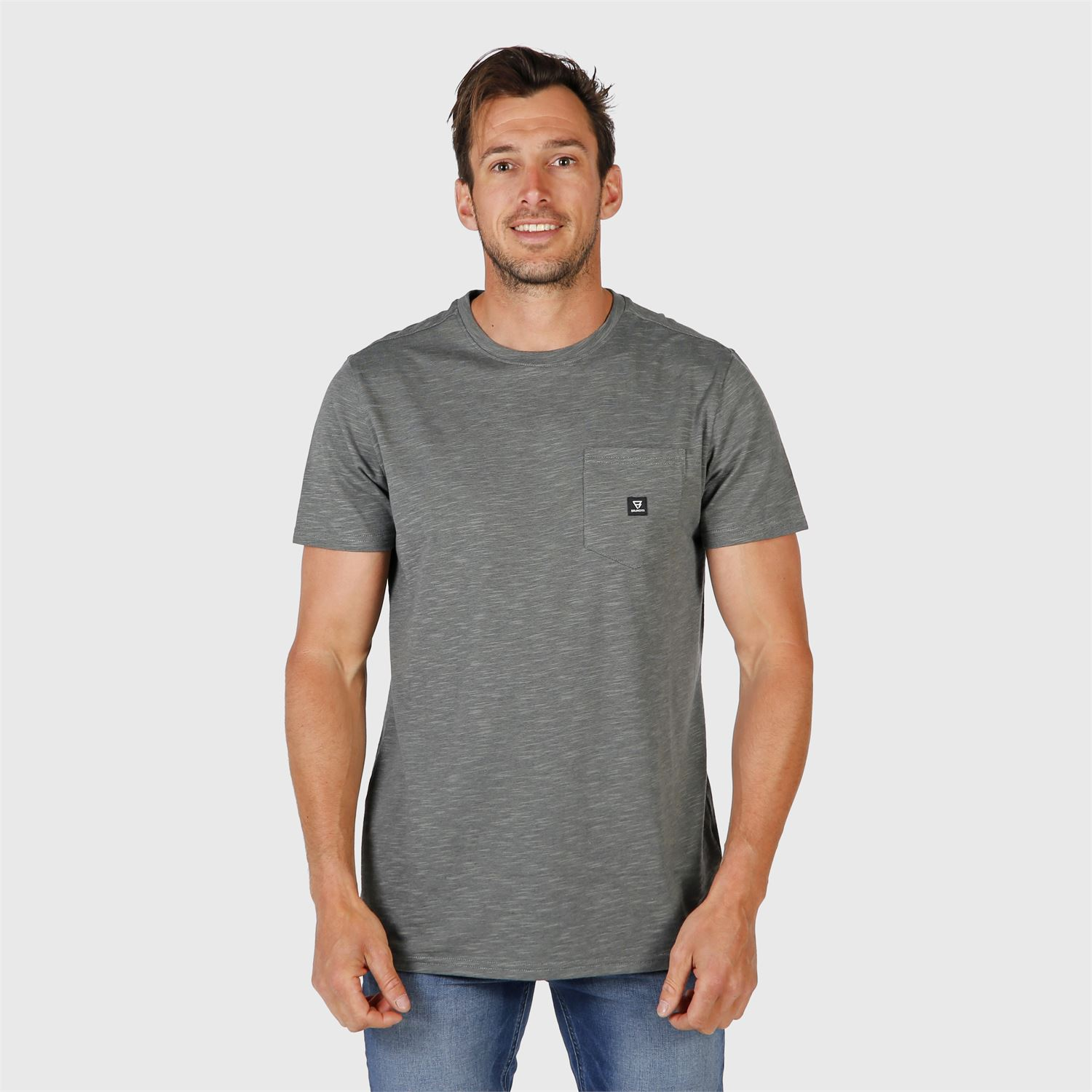 Axle-Mini-Stripe Mens T-shirt
