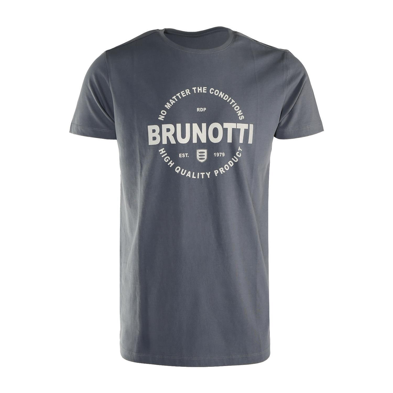 Brunotti Thomas  (blue) - men t-shirts & polos - Brunotti online shop