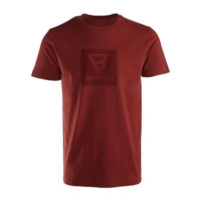 Brunotti John-Logo Mens T-shirt. Verfügbar in S,M,L (2011069162-029)
