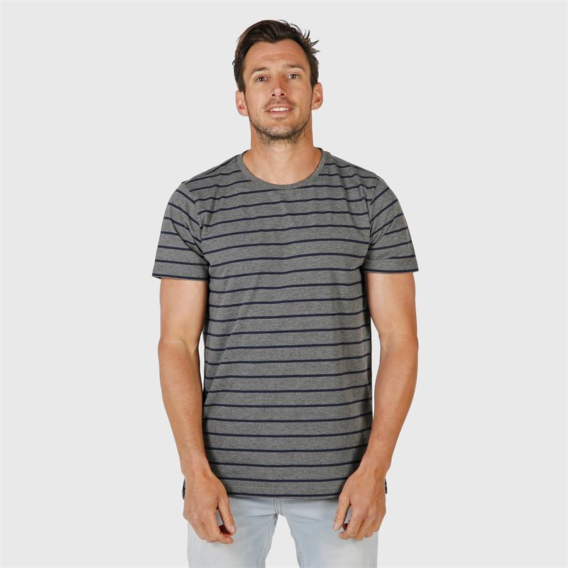 Brunotti William  (grau) - herren t-shirts & polos - Brunotti online shop