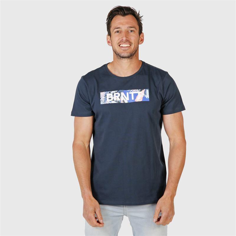 Brunotti Tyson  (blau) - herren t-shirts & polos - Brunotti online shop