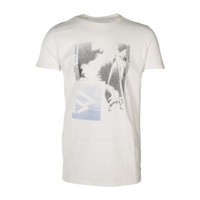 Brunotti Tim-Print Mens T-shirt. Available in S,M,L,XL,XXL,XXXL (2011069185-0470)