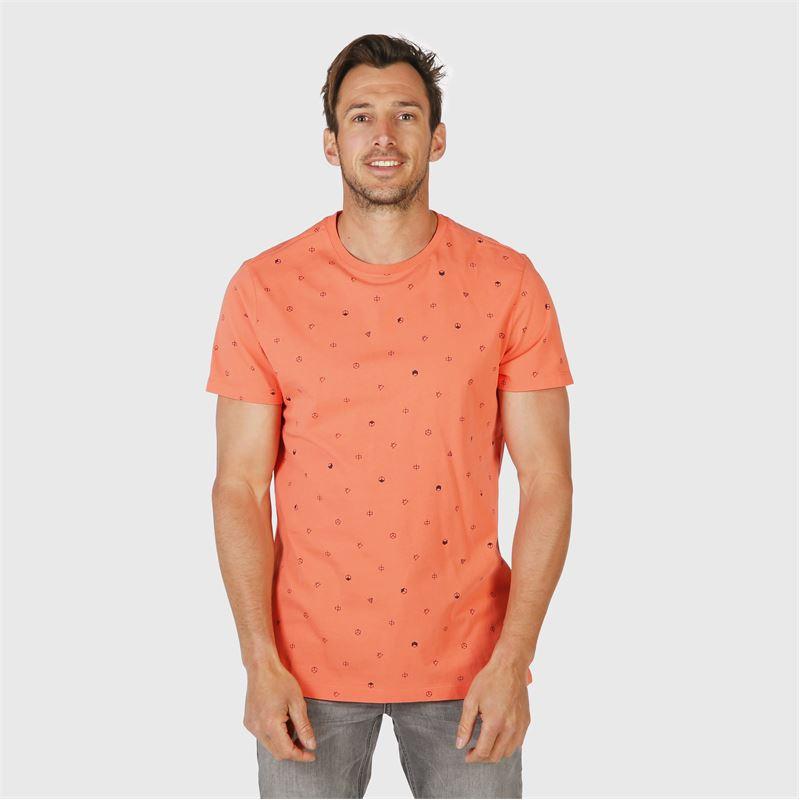 Brunotti Tim-Mini-AO  (rosa) - herren t-shirts & polos - Brunotti online shop