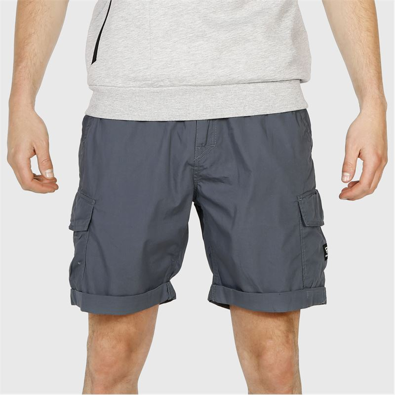 Brunotti Jackal  (blauw) - heren casual shorts - Brunotti online shop