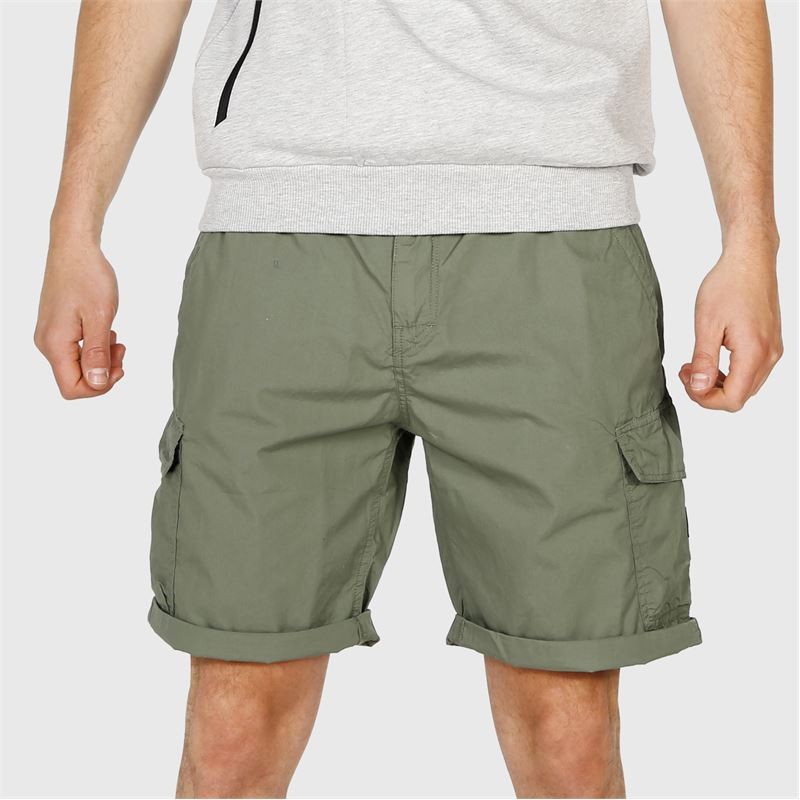 Brunotti Jackal  (green) - men casual shorts - Brunotti online shop