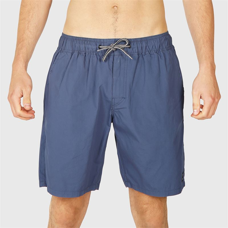 Brunotti Ryan-JIT  (blauw) - heren casual shorts - Brunotti online shop