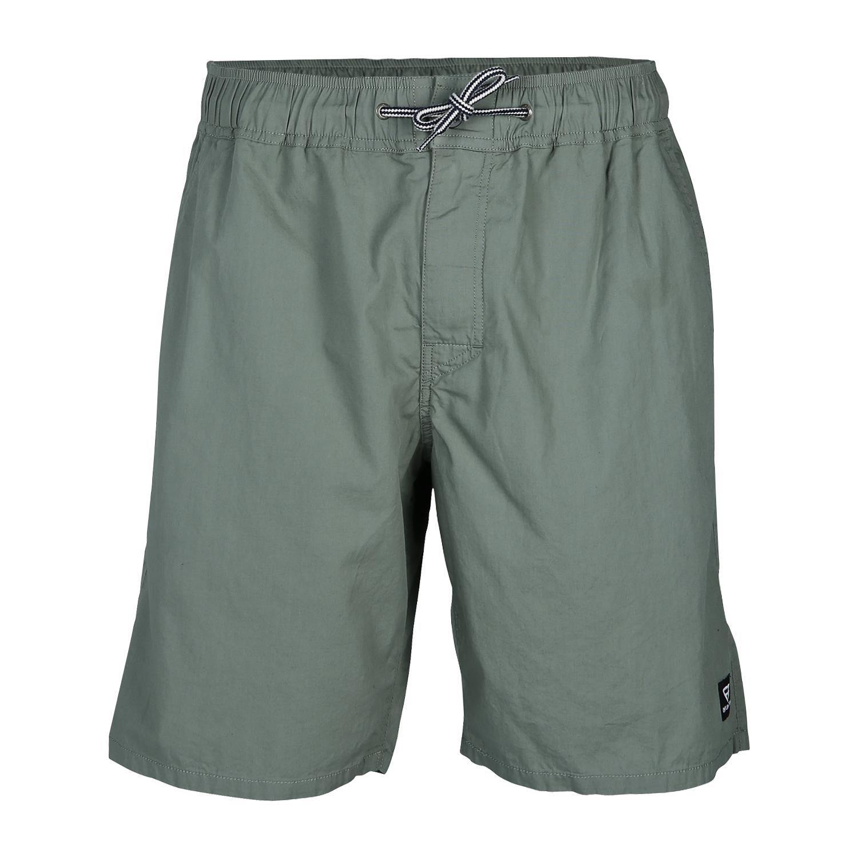 Brunotti Ryan-JIT  (groen) - heren casual shorts - Brunotti online shop
