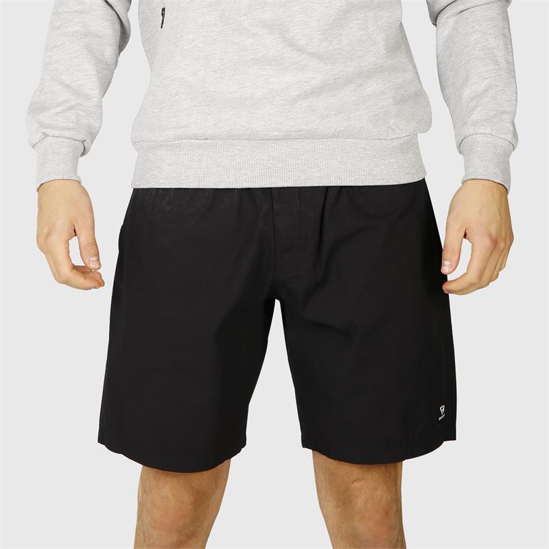 Brunotti Ryan-JIT  (black) - men casual shorts - Brunotti online shop