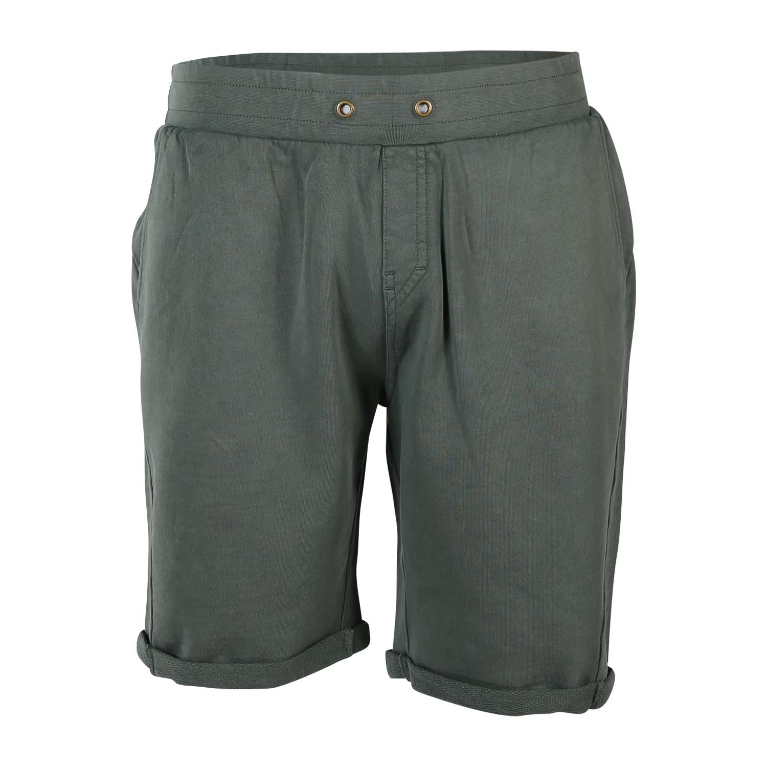 Brunotti Spotfin  (groen) - heren casual shorts - Brunotti online shop