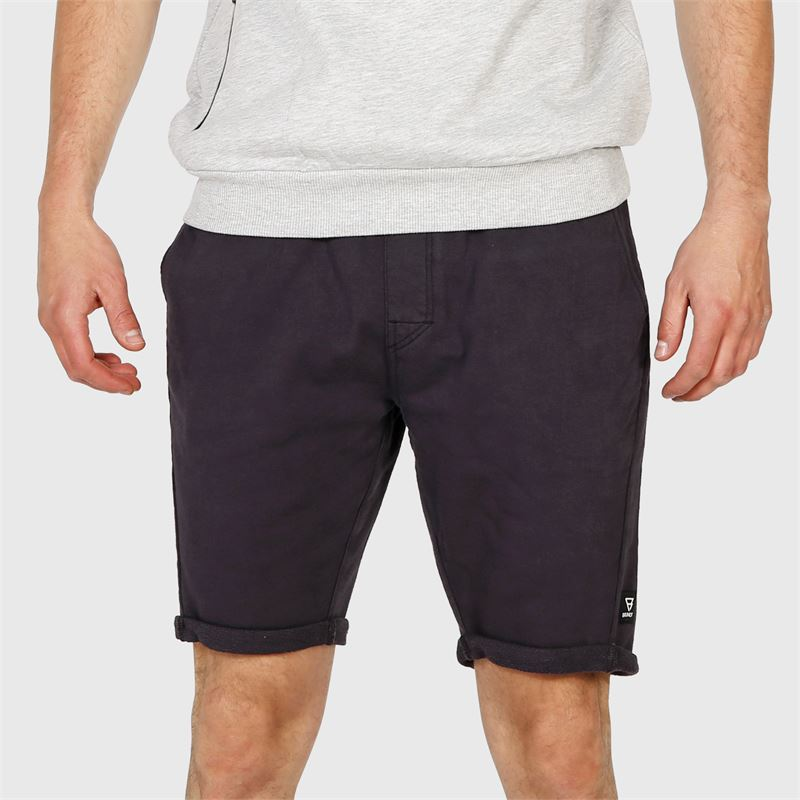 Brunotti Spotfin  (grijs) - heren casual shorts - Brunotti online shop
