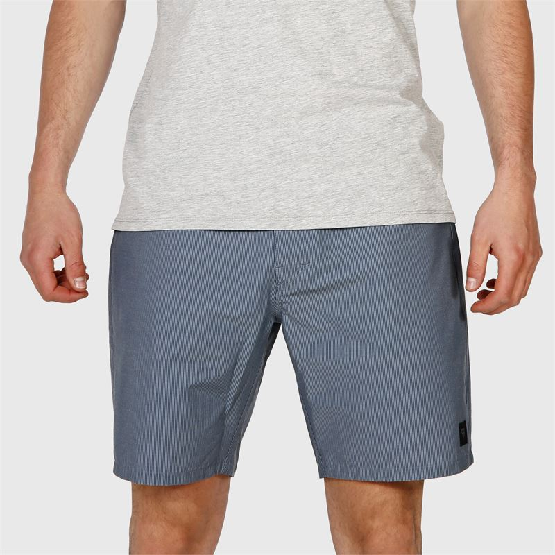 Brunotti Braydon  (blauw) - heren boardshorts - Brunotti online shop