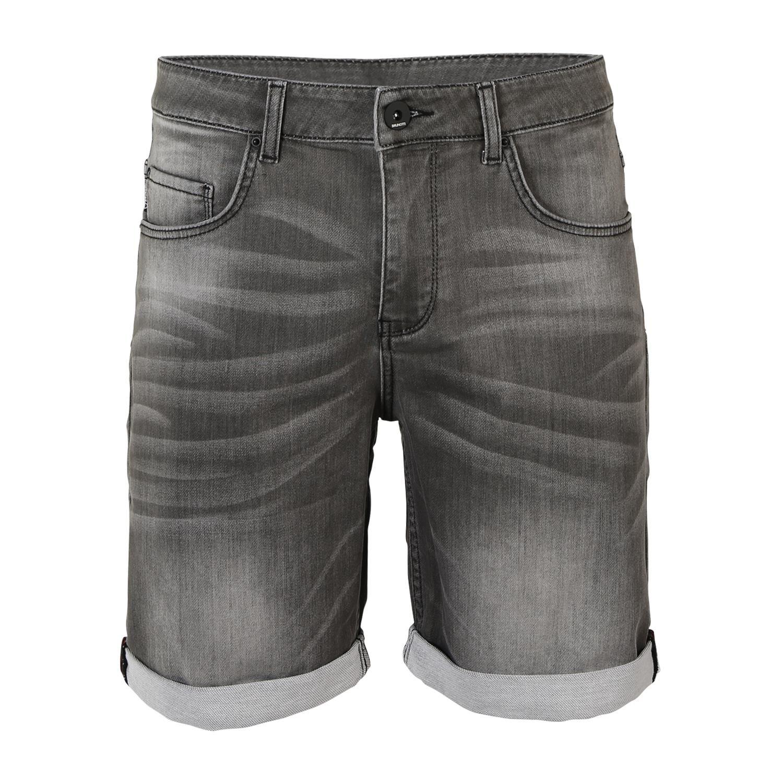 Brunotti Hangtime  (grijs) - heren casual shorts - Brunotti online shop