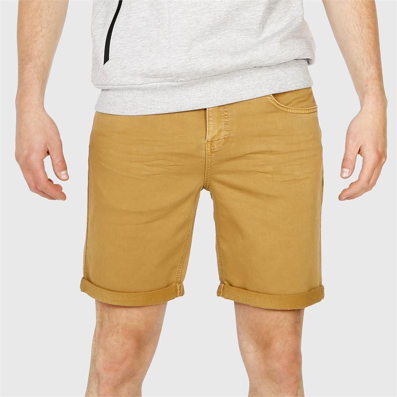 Brunotti Hangtime-Colour  (brown) - men casual shorts - Brunotti online shop