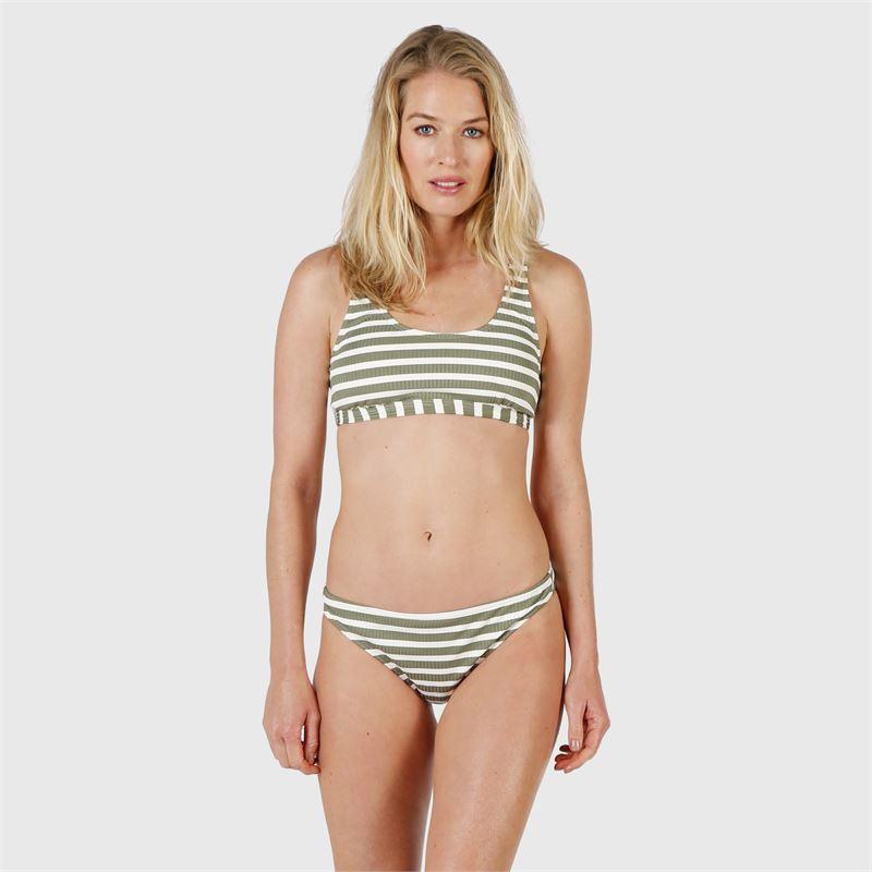 Brunotti Isabella  (groen) - dames bikini's - Brunotti online shop