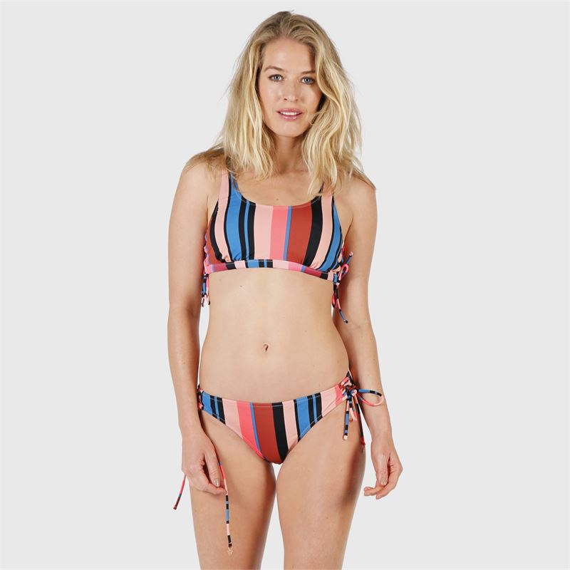 Brunotti Addison  (blauw) - dames bikini's - Brunotti online shop