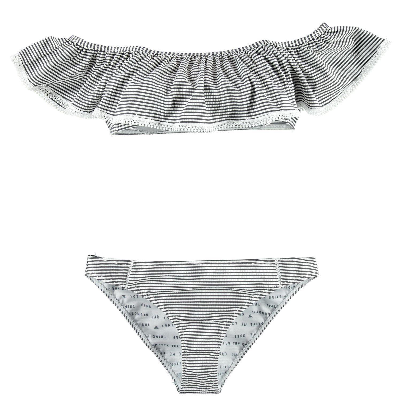 Brunotti Tropicbird  (zwart) - dames bikini's - Brunotti online shop