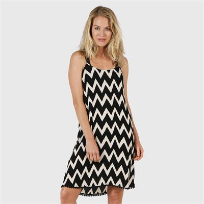 Brunotti Dyani Women Dress. Beschikbaar in XS,S,XL,XXL (2012018505-001)