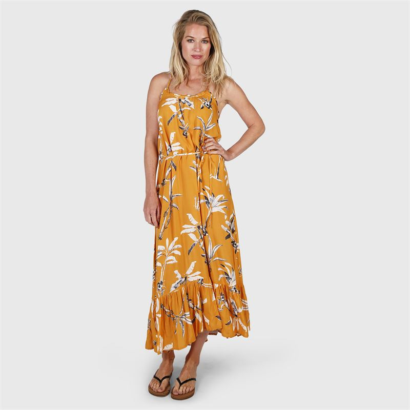 Brunotti Cia  (yellow) - women dresses & skirts - Brunotti online shop