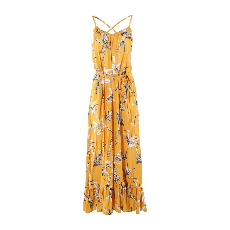 Brunotti Cia  (yellow) - women dresses & skirts - Brunotti online shop