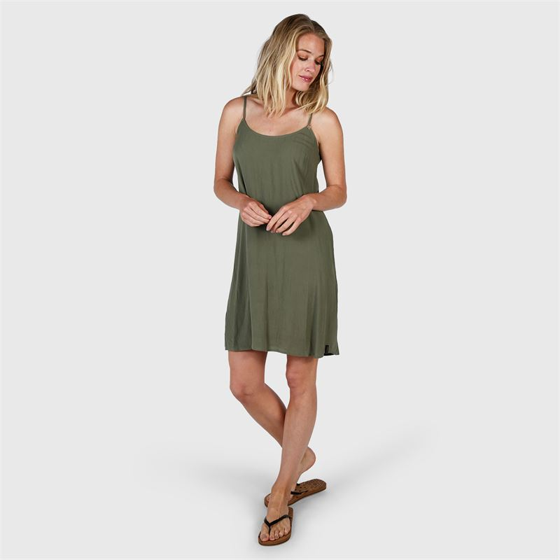 Brunotti Julia  (green) - women dresses & skirts - Brunotti online shop