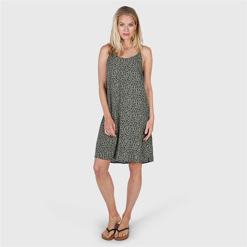 Brunotti Julia-AO  (groen) - dames jurken & rokken - Brunotti online shop