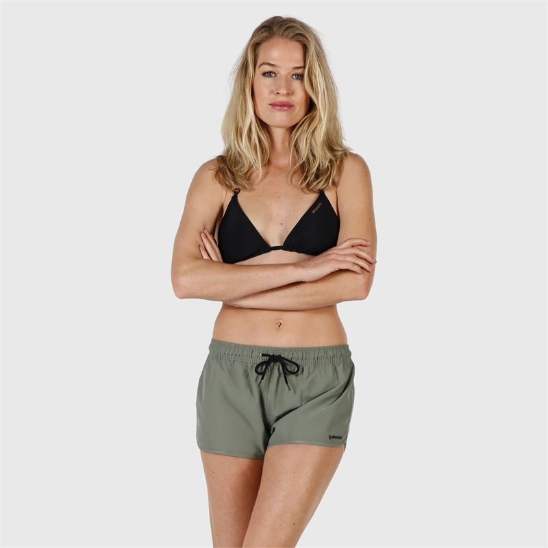 Brunotti Glennis  (groen) - dames beachshorts - Brunotti online shop