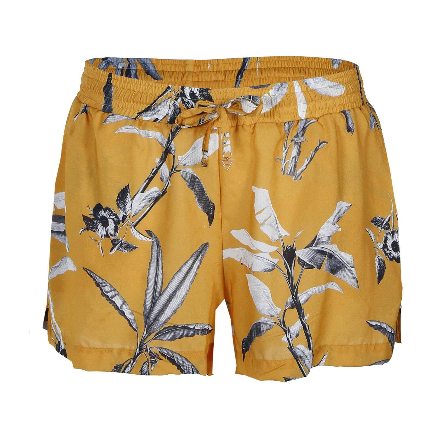Brunotti Pearle  (yellow) - women casual shorts - Brunotti online shop
