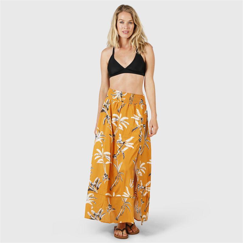 Brunotti Ayra  (geel) - dames jurken & rokken - Brunotti online shop