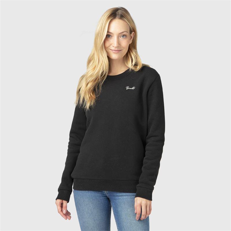 Brunotti Farona-N  (zwart) - dames truien & vesten - Brunotti online shop