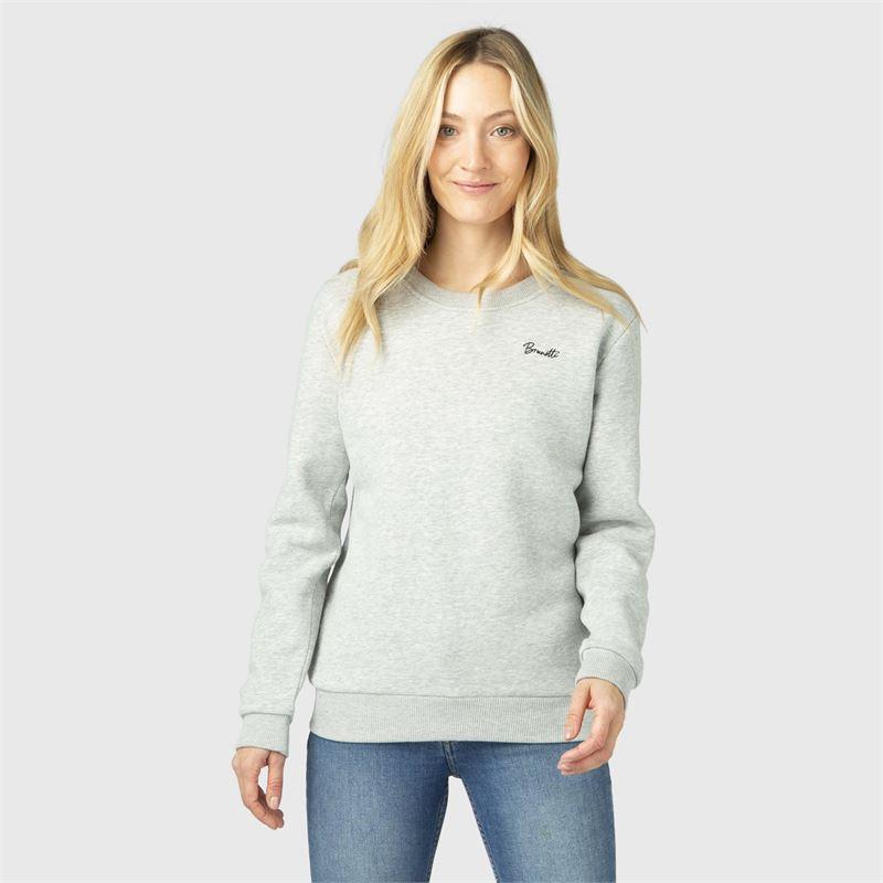 Brunotti Farona-N  (grijs) - dames truien & vesten - Brunotti online shop