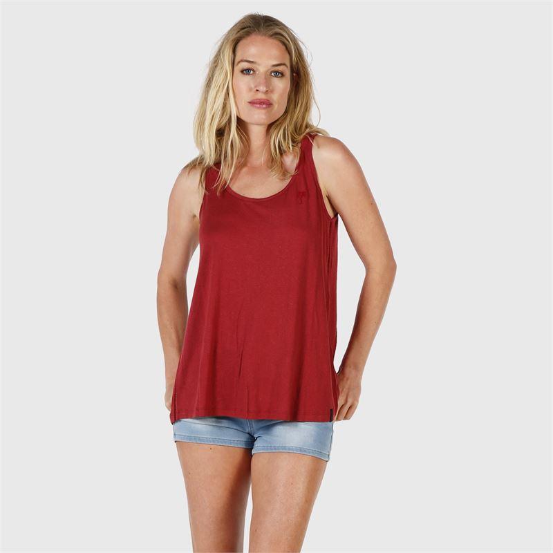 Brunotti Kaylee  (red) - women t-shirts & tops - Brunotti online shop