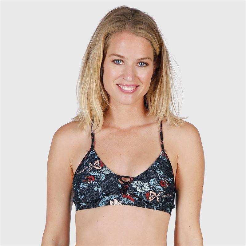Brunotti Andrea  (zwart) - dames bikini's - Brunotti online shop