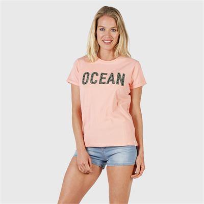 Brunotti Oulinas Women T-shirt. Verfügbar in XS,S,M,L,XL (2012069617-0040)