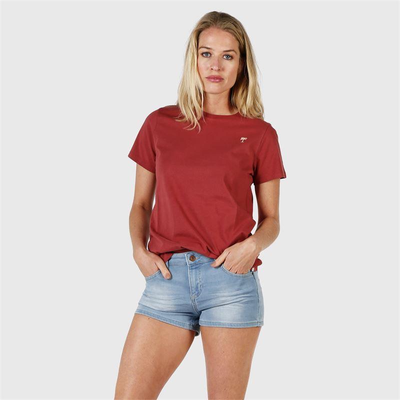Brunotti Louhanne  (red) - women t-shirts & tops - Brunotti online shop