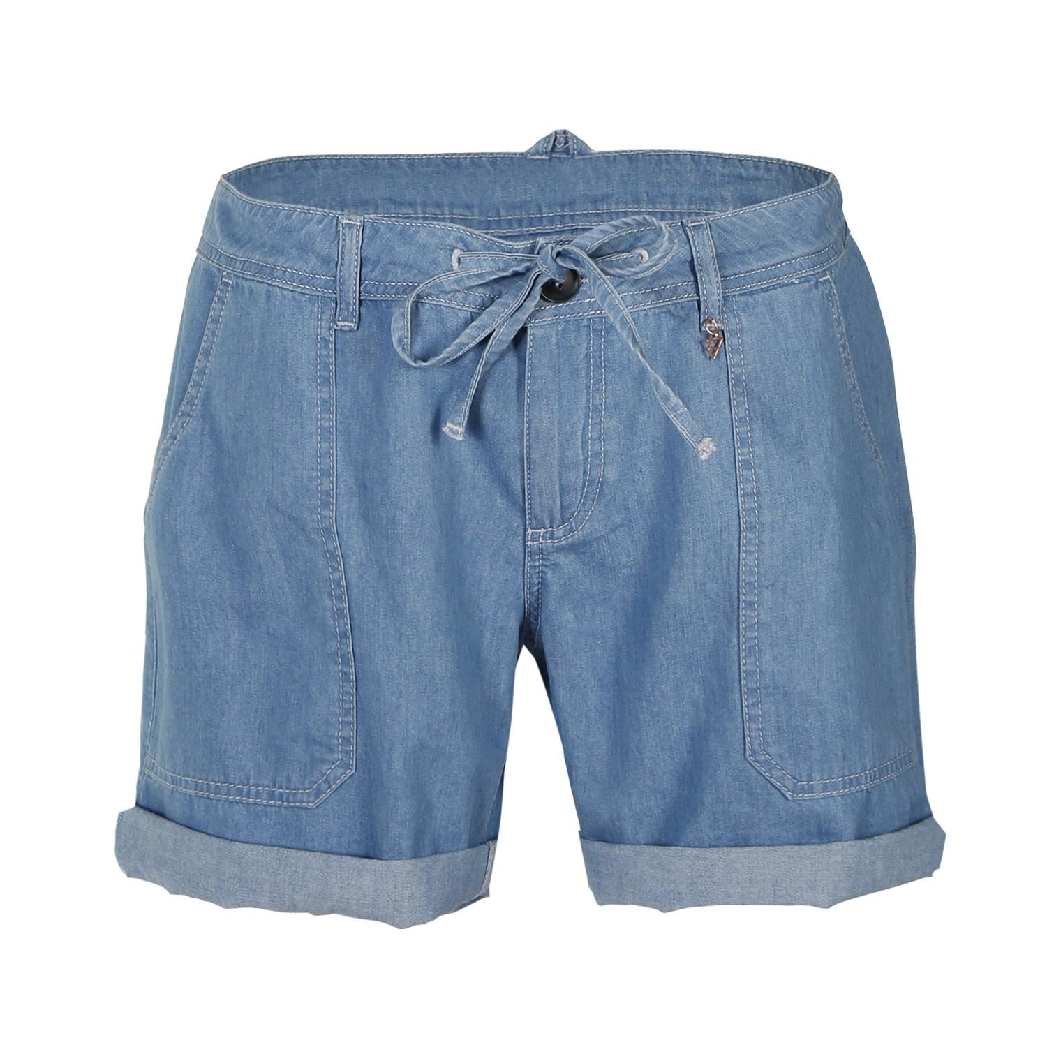 Brunotti Kaleah  (blauw) - dames casual shorts - Brunotti online shop