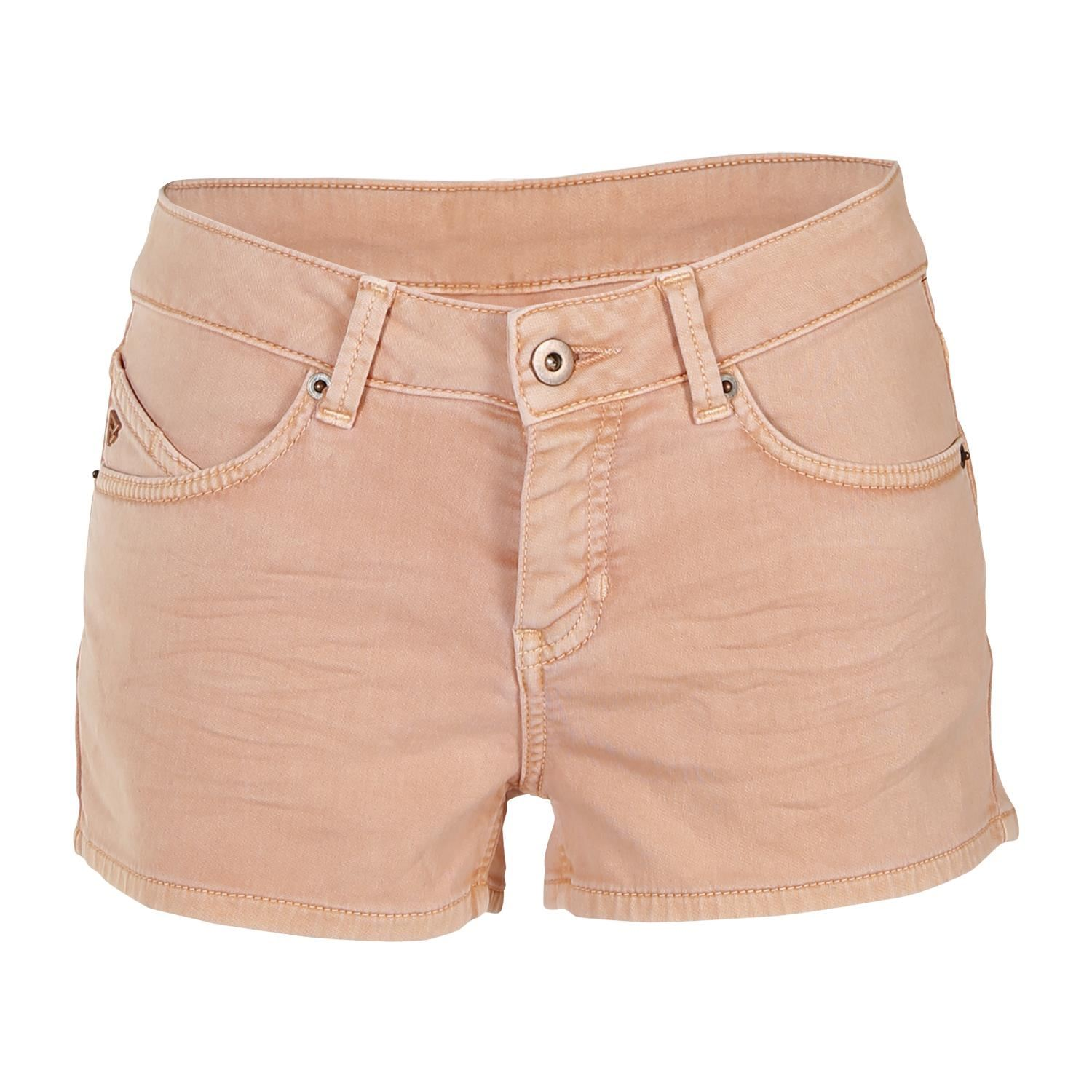 Brunotti Lara-Colour  (yellow) - women casual shorts - Brunotti online shop