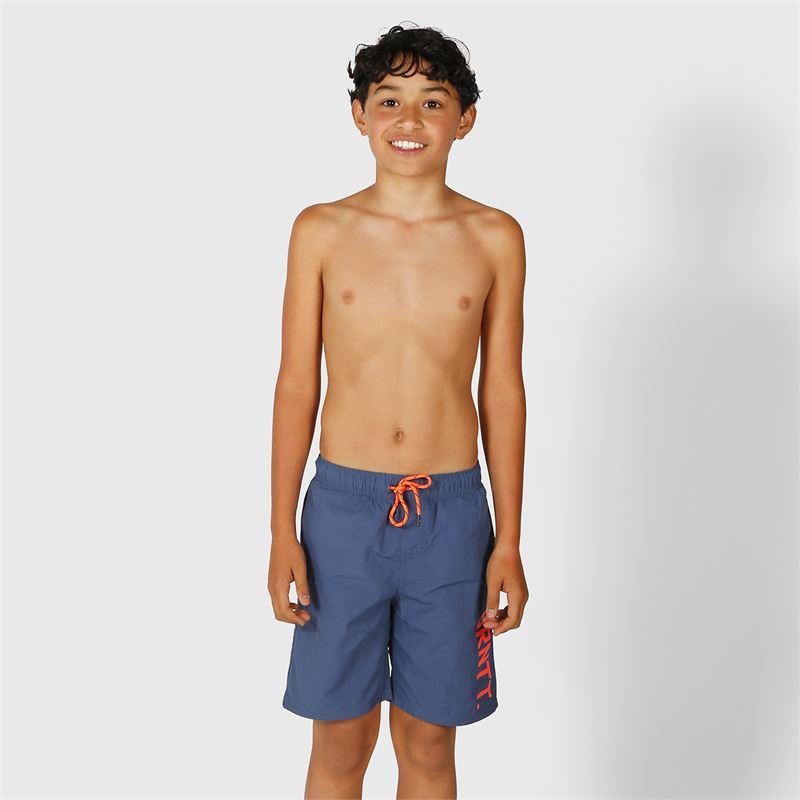 Brunotti Hester  (blauw) - jongens zwemshorts - Brunotti online shop