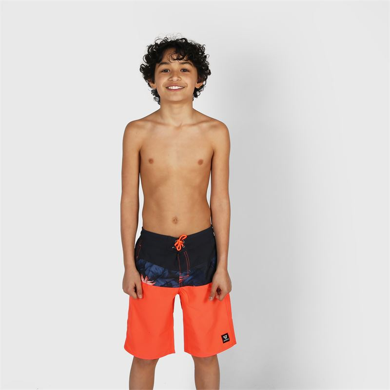 Brunotti Catamaran-AO  (pink) - boys swimshorts - Brunotti online shop