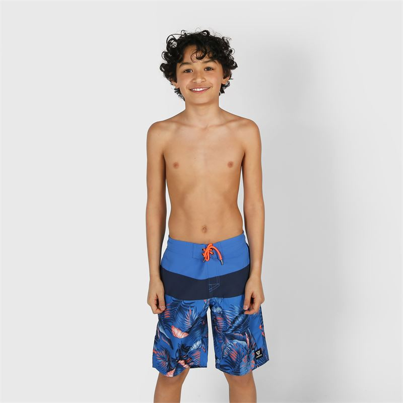 Brunotti Catamaran-AO  (blue) - boys swimshorts - Brunotti online shop