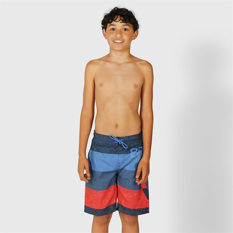 Brunotti Kelvin  (blue) - boys swimshorts - Brunotti online shop