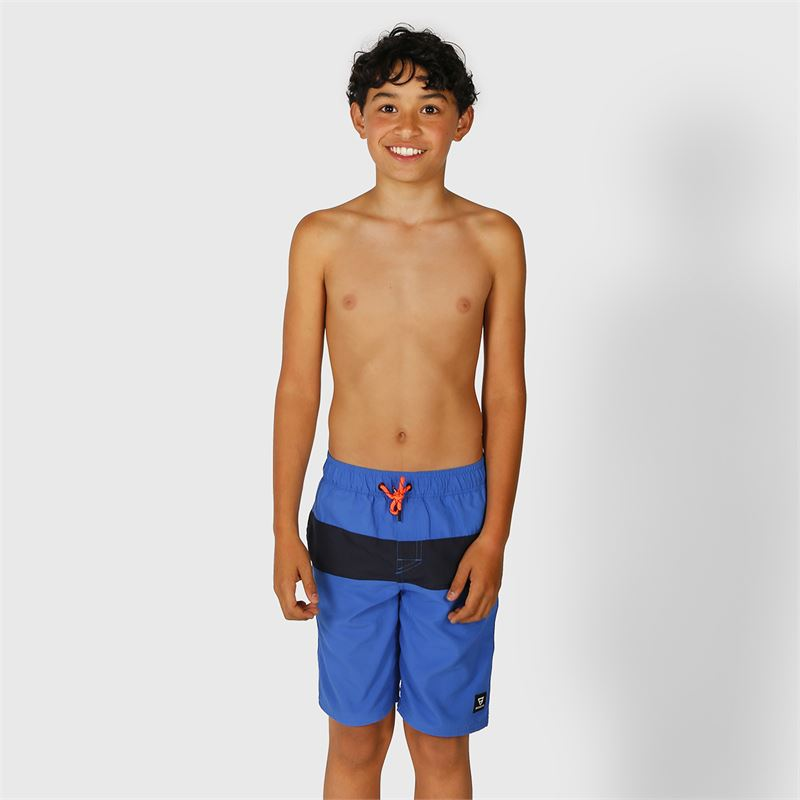 Brunotti Anthony-S  (blue) - boys swimshorts - Brunotti online shop