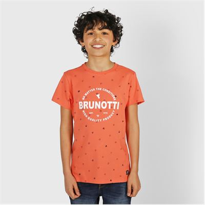 Brunotti Tim-Mini Boys T-shirt. Available in 116,128,140,152,164,176 (2013069753-0037)